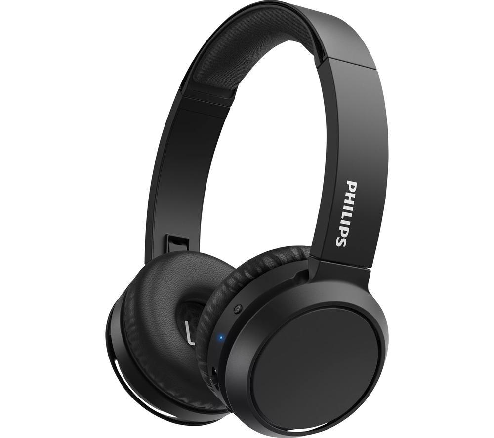 PHILIPS TAH4205BK/00 Wireless Bluetooth Headphones - Black