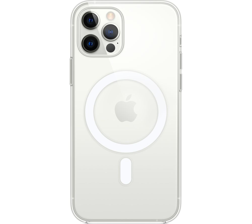 APPLE iPhone 12 & 12 Pro Clear Case with MagSafe - Clear