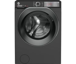 H-Wash 500 HDB 4106AMBCR WiFi-enabled 10 kg Washer Dryer - Graphite