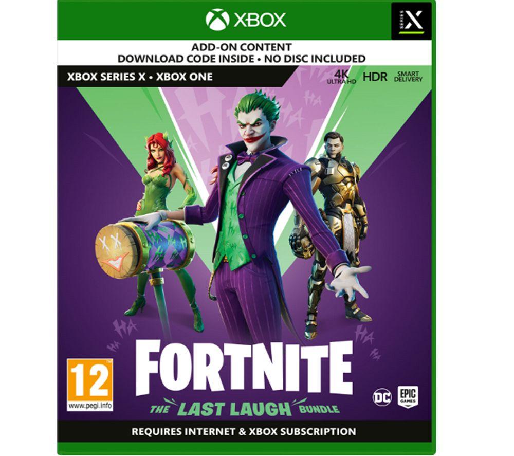 XBOX Fortnite: The Last Laugh Bundle