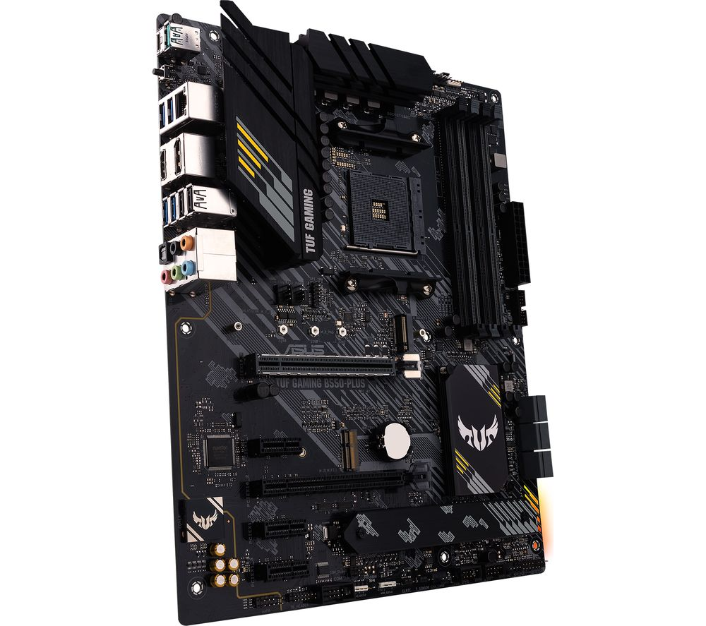Image of ASUS TUF GAMING B550-PLUS AM4 Motherboard