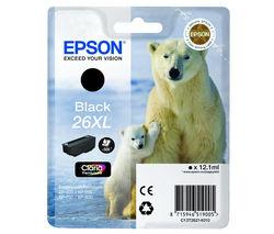 EPSON Polar Bear T2621 XL Black Ink Cartridge
