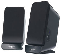 CREATIVE LABS A60 2.0 PC Speakers