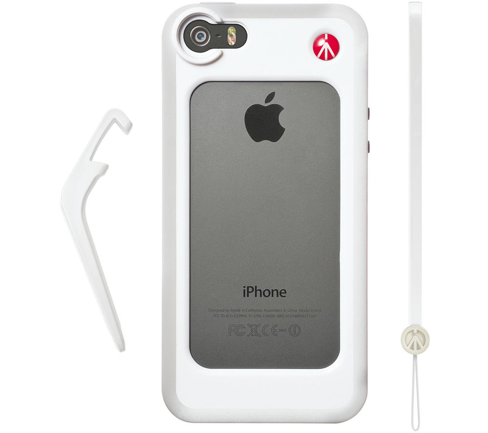 iphone 5s for free buy manfrotto klyp bumper iphone 5 5s white free 14797