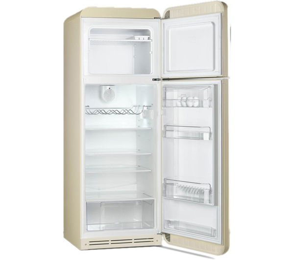 Buy SMEG FAB30RFC 70/30 Fridge Freezer - Cream