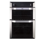 BELLING BI90F Electric Double Oven - Stainless Steel
