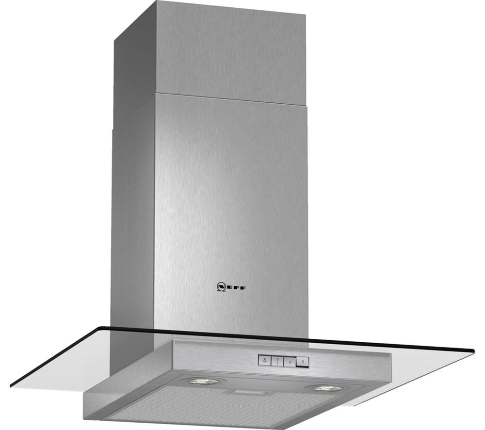 Buy Neff D86er22n0b Chimney Cooker Hood Stainless Steel