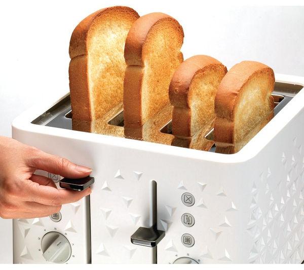 Morphy Richards Prism: Buy MORPHY RICHARDS Prism 248102 4-Slice Toaster
