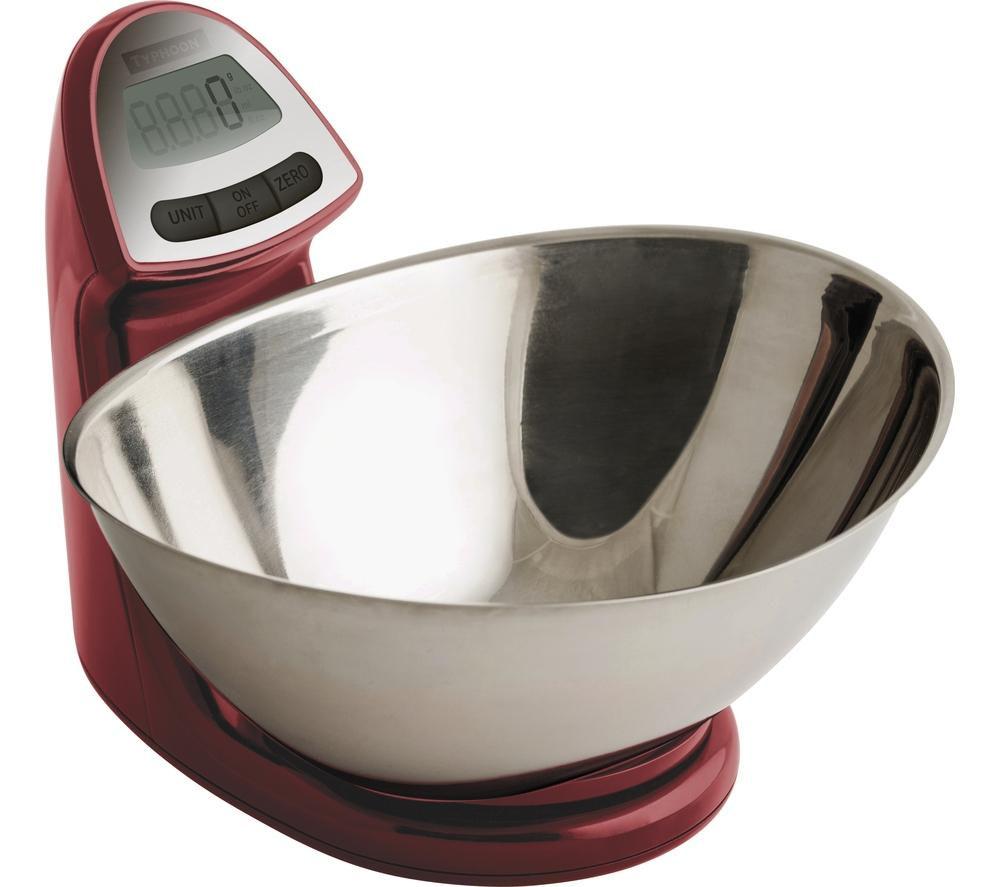 TYPHOON Vision Digital Kitchen Scales
