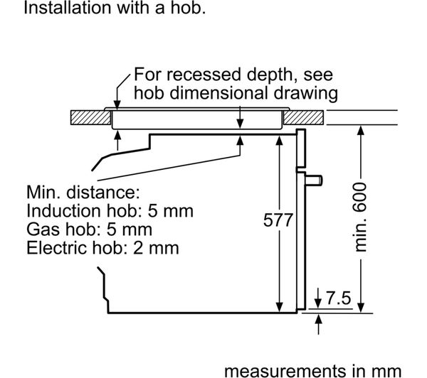 Buy Neff B57cr22n0b Slide U0026hide Electric Oven