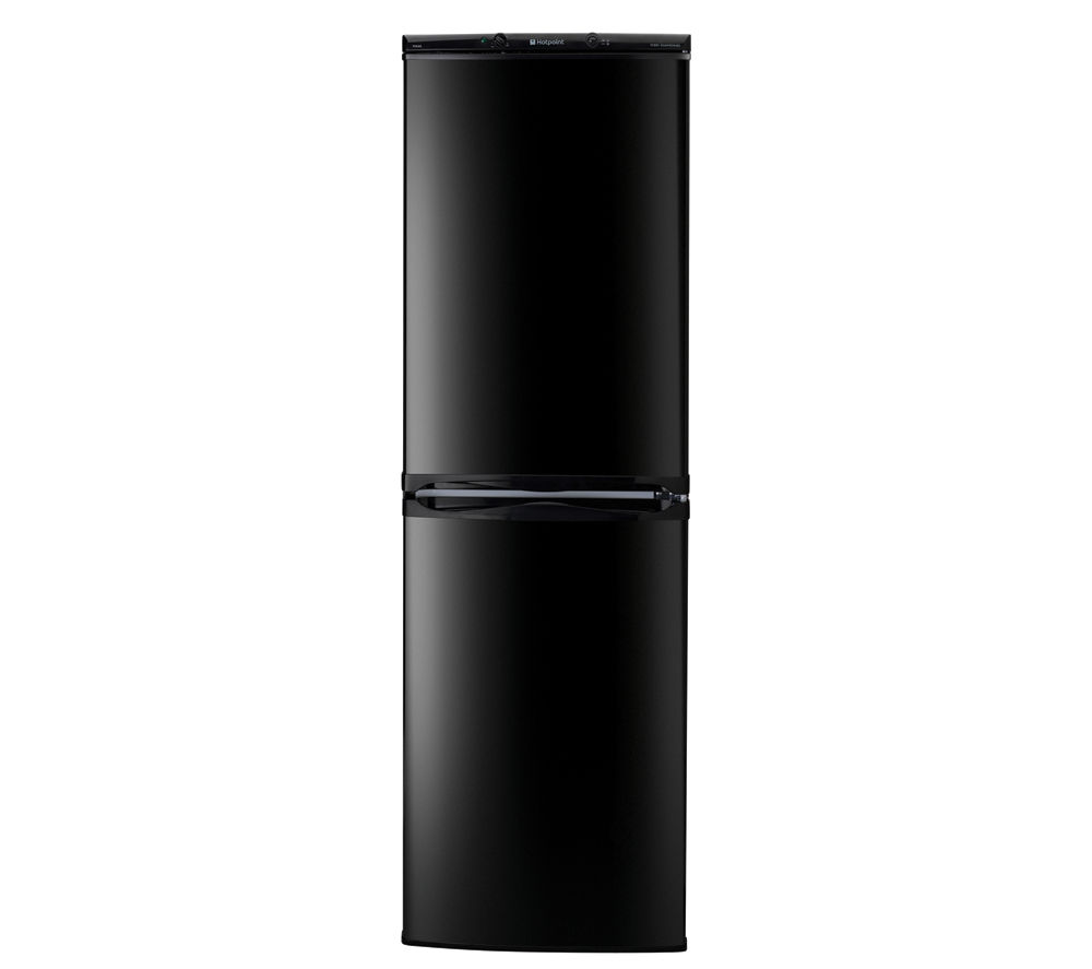 HOTPOINT FFAA52K 50/50 Fridge Freezer - Black