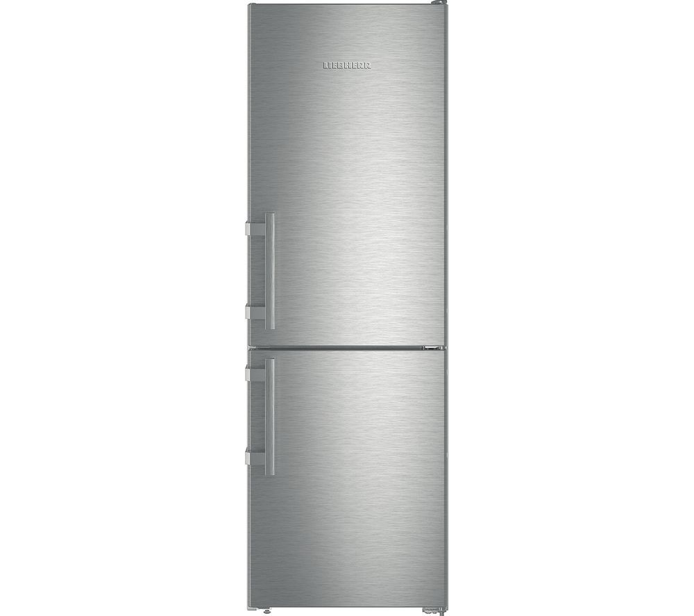 LIEBHERR CNef 3515 60/40 Fridge Freezer - Stainless Steel