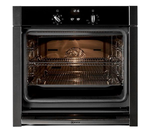 neff slide and hide oven instructions