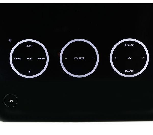 K&d Home & Design Part - 50: PANASONIC Urban Audio SC-UA7E-K Wireless Megasound Hi-Fi System - Black