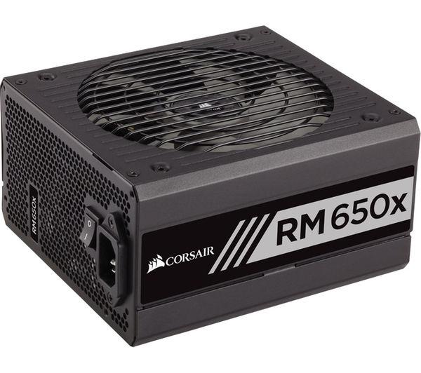 Image of CORSAIR RM650x Modular PSU - 650 W