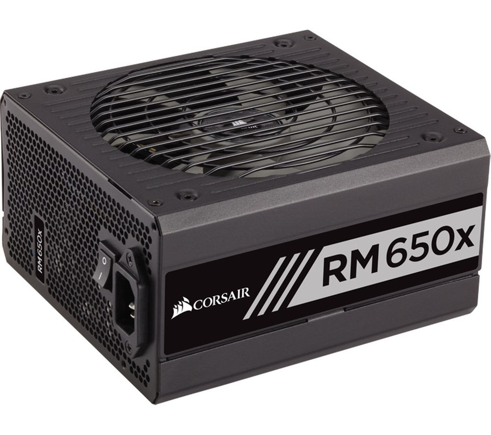 CORSAIR RM650x Modular PSU - 650 W
