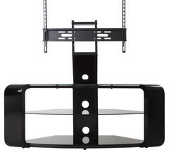 AVF Como FSL1174COB TV Stand with Bracket - Black