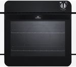 NEW WORLD NW601G Gas Oven - Black & White