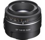 SONY DT 35 mm f/1.8 SAM Standard Prime Lens