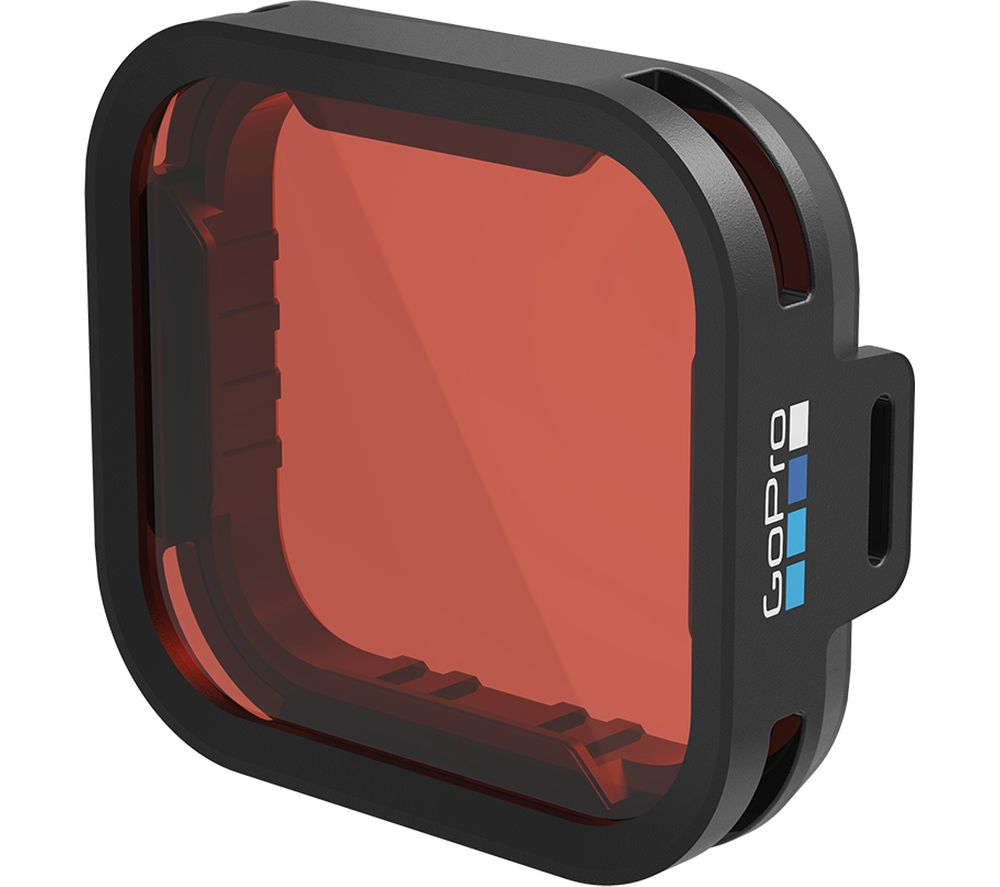 AACDR-001 Blue Water Snorkel Filter for GoPro Hero5 Black