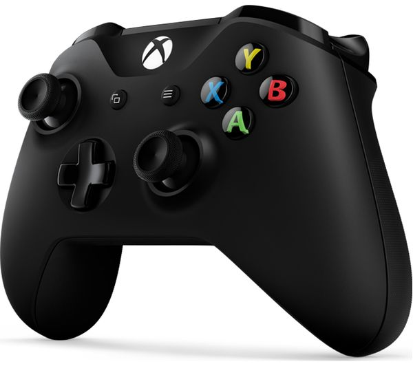 Image of MICROSOFT Xbox One Wireless Controller - Black