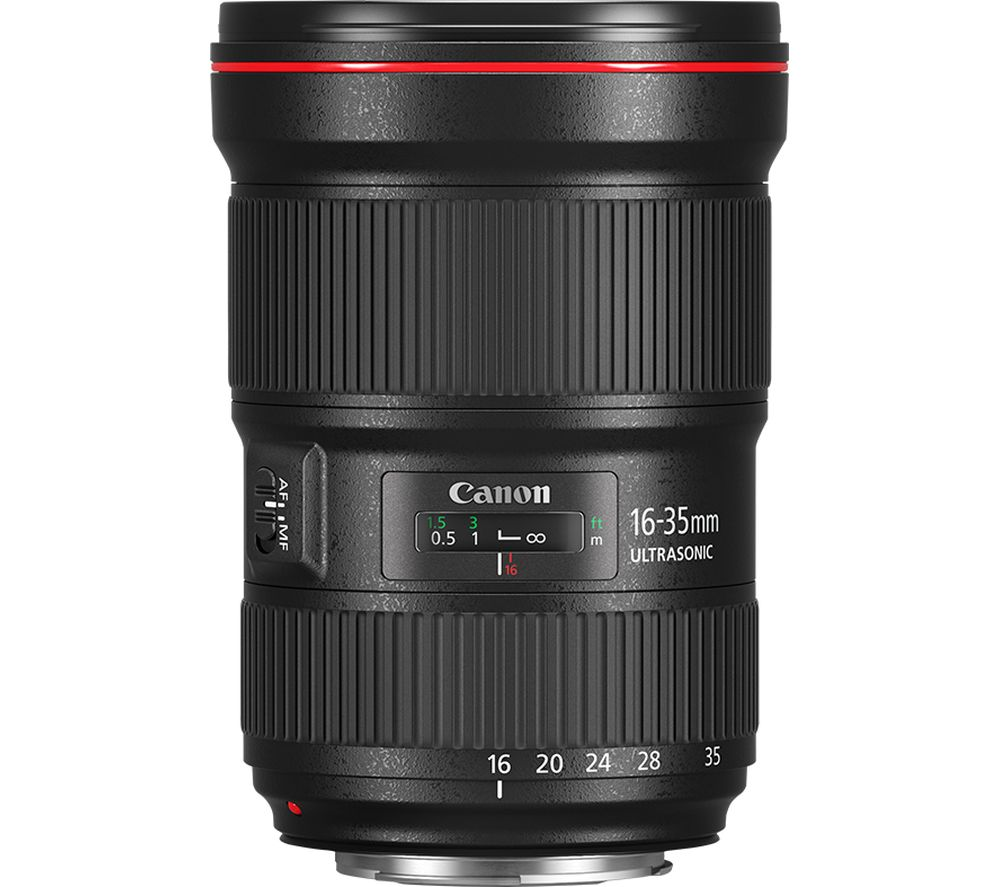 CANON EF 16-35 mm f/2.8L III USM Wide-angle Zoom Lens
