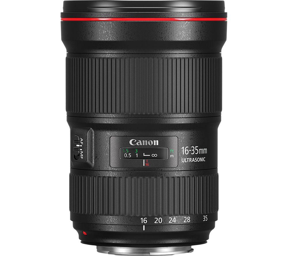 Canon EF 16-35 mm f/2.8L III USM Wide-angle Zoom Lens