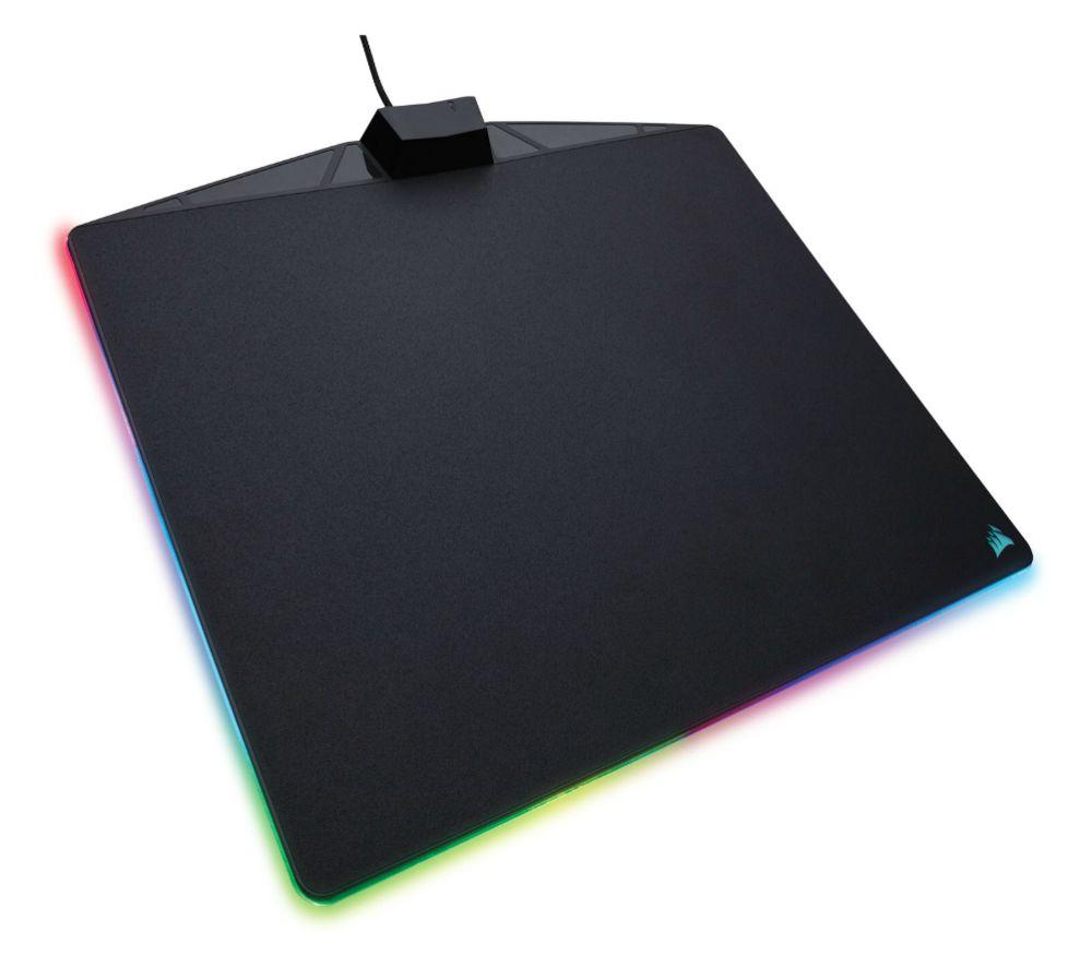 Image of CORSAIR MM800 Polaris Gaming Surface - Black, Black