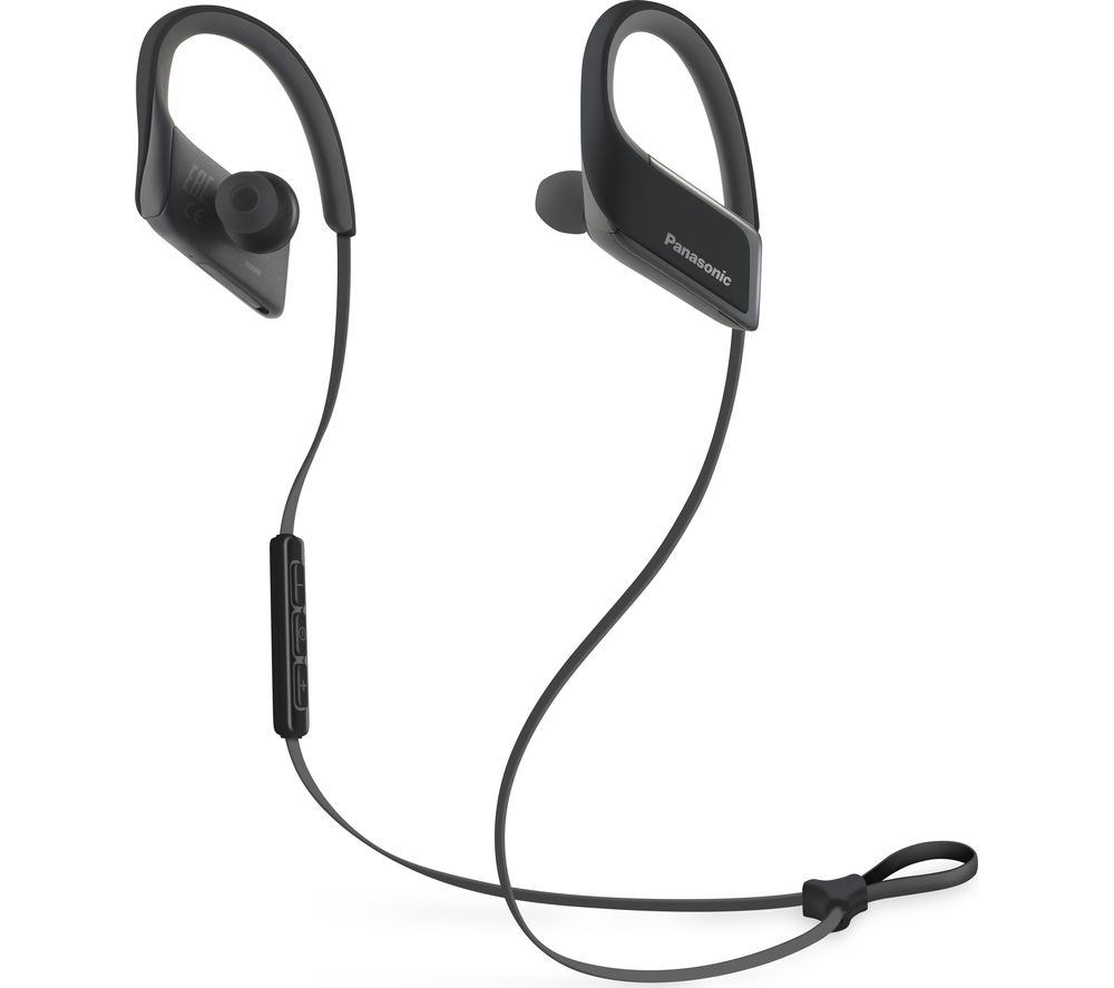 PANASONIC RP-BTS30E-K Headphones - Black