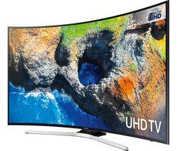 "SAMSUNG UE55MU6200 55"" Smart 4K Ultra HD HDR Curved LED TV"