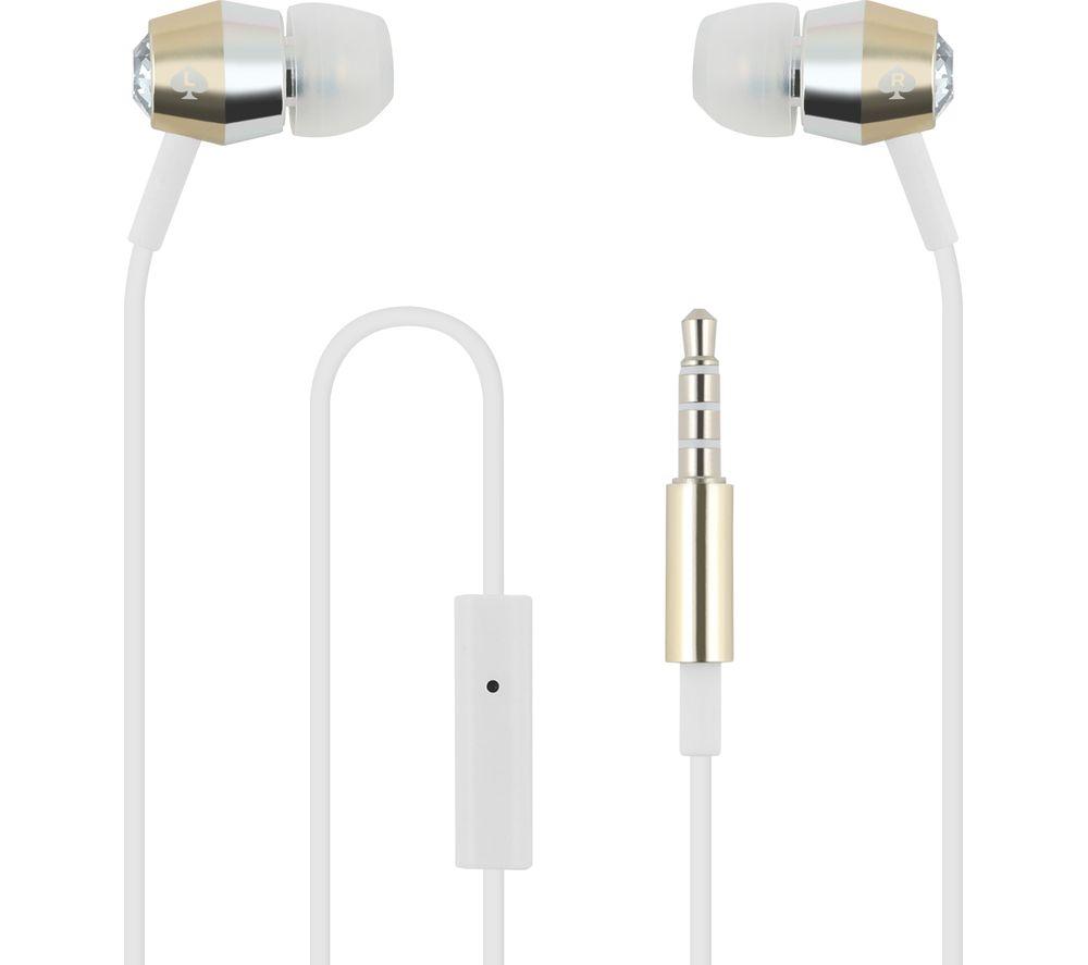 KATE SPADE New York Headphones - Crystal