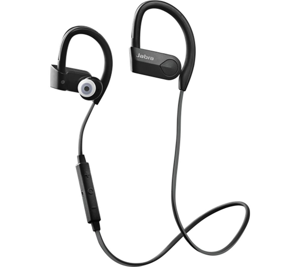 7ee91346e60 Buy JABRA Sport Pace Wireless Bluetooth Headphones - Black | Free Delivery  | Currys
