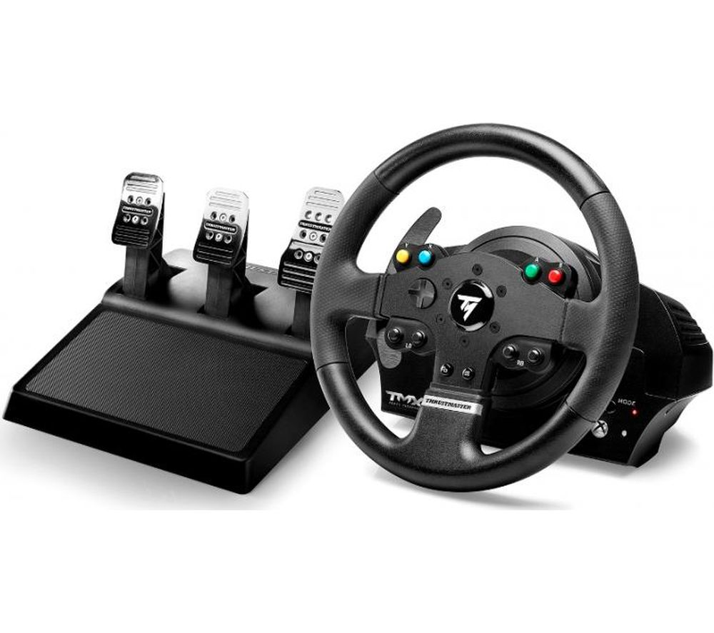 THRUSTMASTER TMX Pro Racing Wheel & Pedals