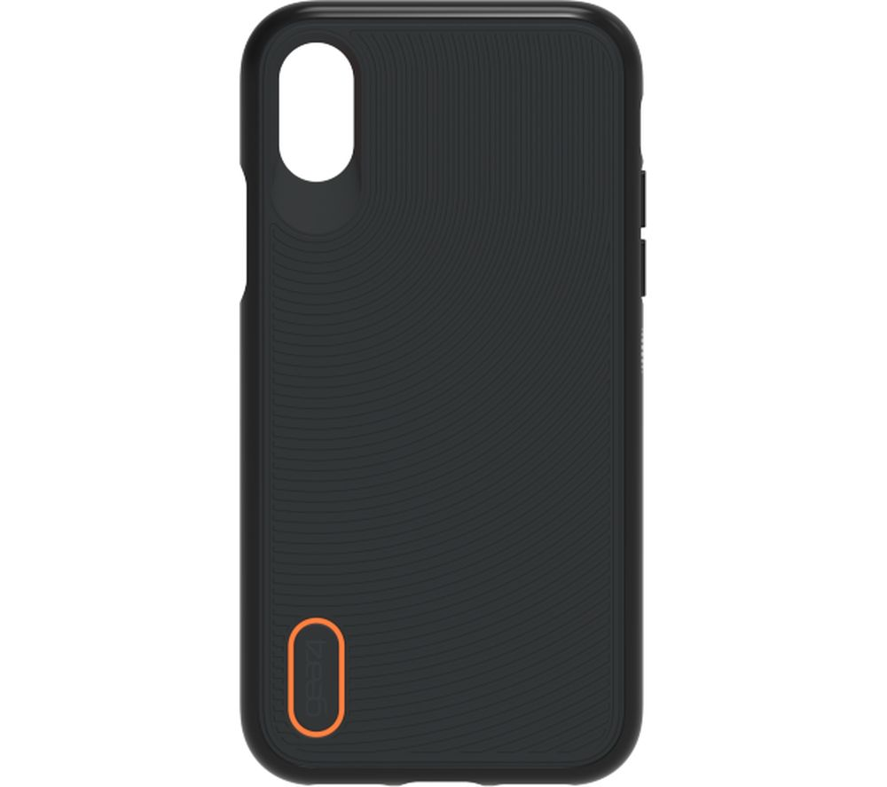 Battersea iPhone X Case - Black