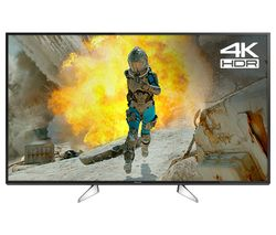 "PANASONIC TX-49EX580B 49"" Smart 4K Ultra HD HDR LED TV"