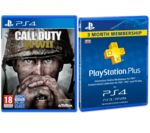 SONY Call of Duty WWII