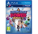 SONY Knowledge is Power
