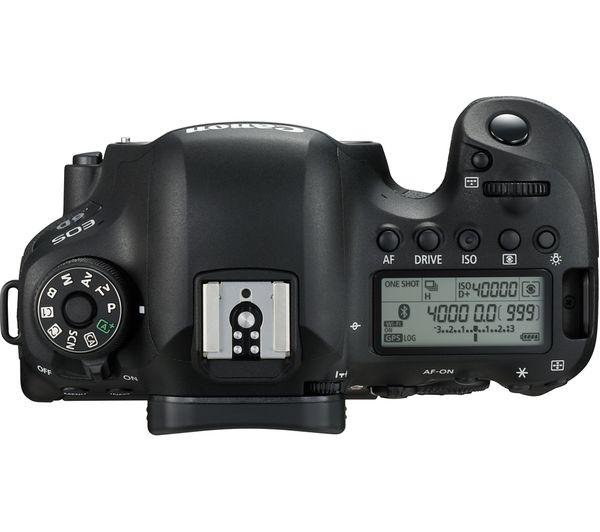 Buy Canon Eos 6d Mark Ii Dslr Camera Amp Accessories Bundle
