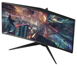 "ALIENWARE JXYMJ Full HD 34"" Curved LED Gaming Monitor - Black"