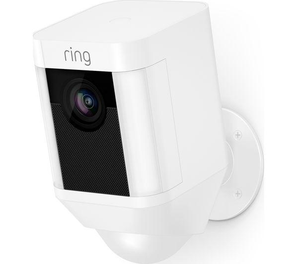 Image of RING Spotlight Cam Battery - White