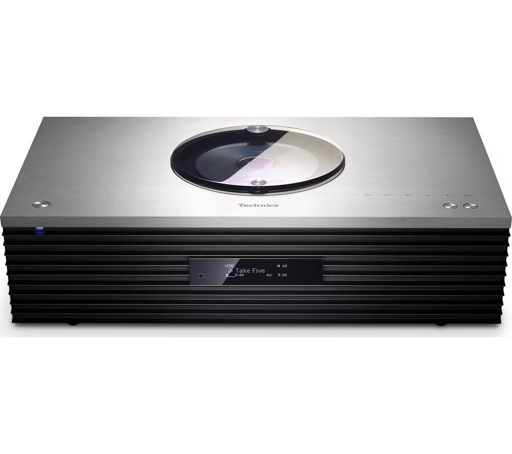 TECHNICS OTTAVA FORTE SC-C70 All-in-One Music System specs