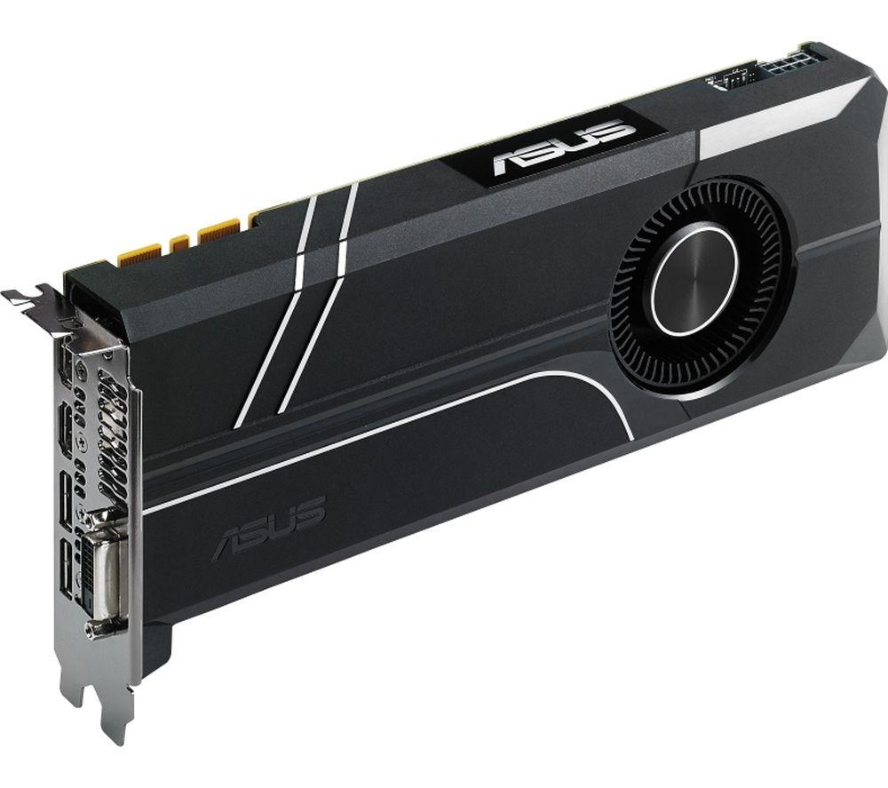 ASUS GeForce GTX 1080 8 GB Turbo Graphics Card