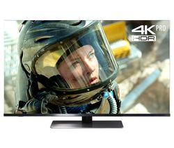 "PANASONIC TX-49FX750B 49"" Smart 4K Ultra HD HDR LED TV"