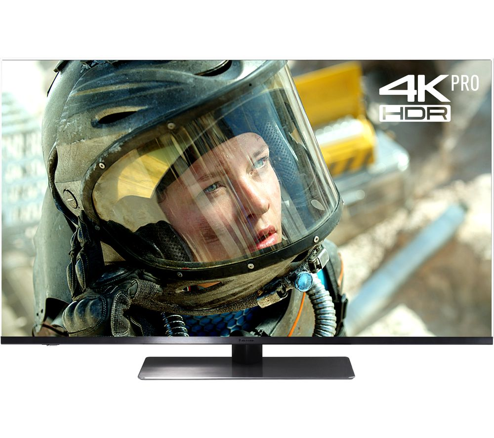 "Image of 49"" PANASONIC TX-49FX750B Smart 4K Ultra HD HDR LED TV, Gold"