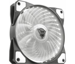 TRUST GTX 762W 120 mm Case Fan - White LED