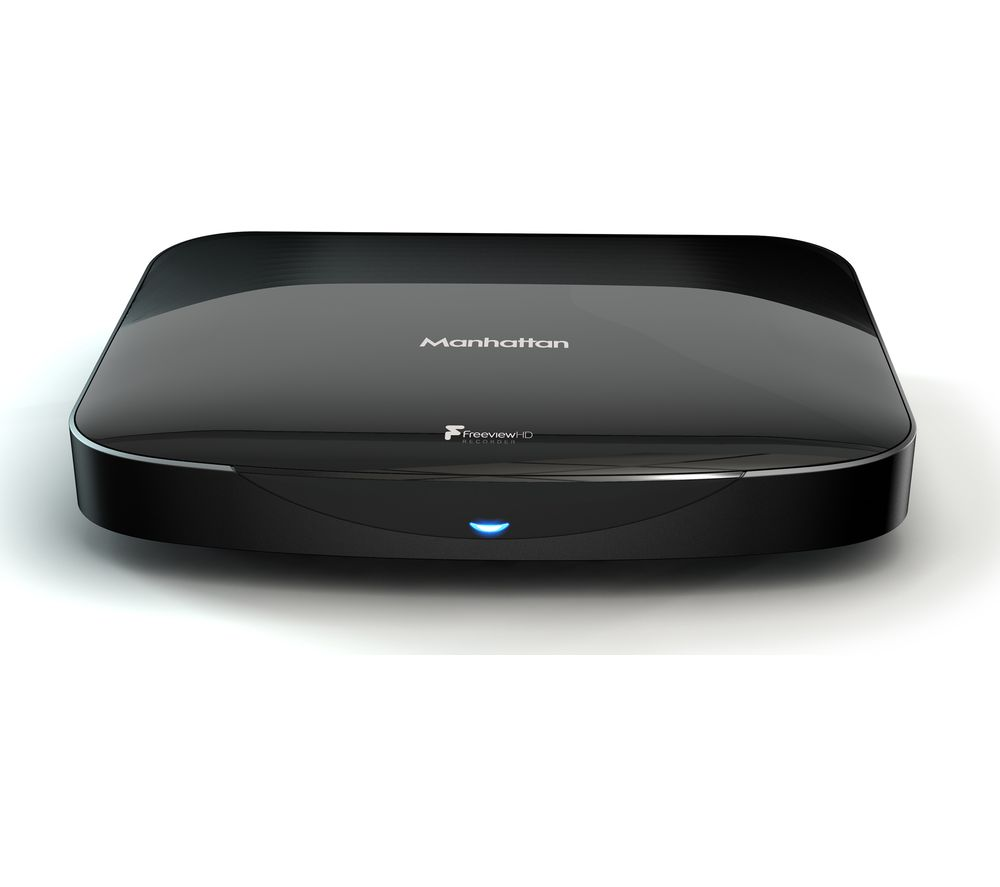 MANHATTAN T2-R Freeview HD Digital TV Recorder - 500 GB