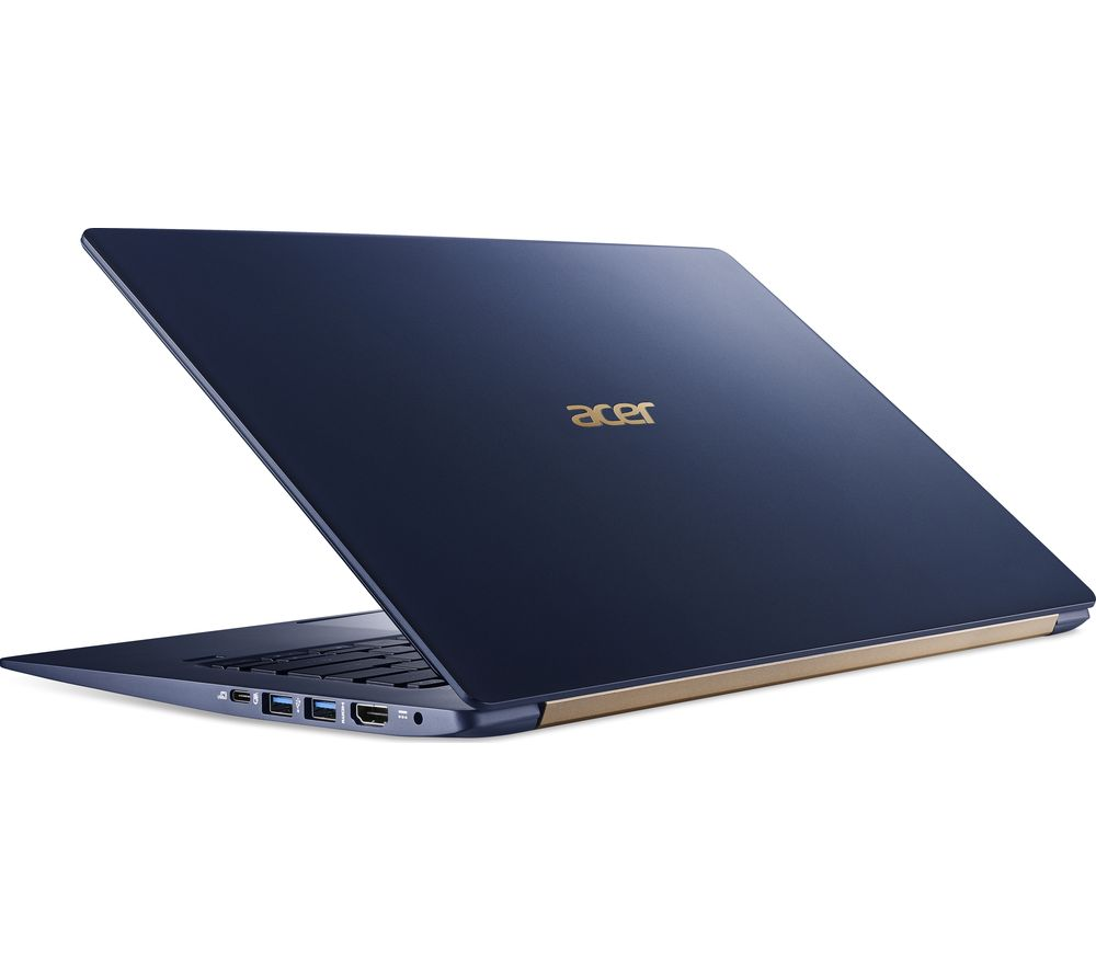 "ACER Swift 5 14"" Intel® Core™ i7 Laptop - 256 GB SSD, Blue"
