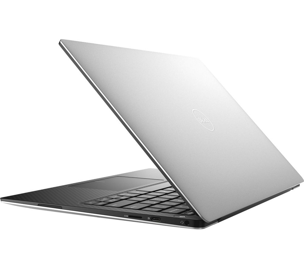 """Image of DELL XPS 15 9570 15.6"""" Intel® Core? i9 Laptop - 1 TB SSD, Silver, Silver"""