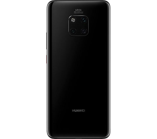 a6e5d3fc8289fb Buy HUAWEI Mate 20 Pro - 128 GB, Black | Free Delivery | Currys