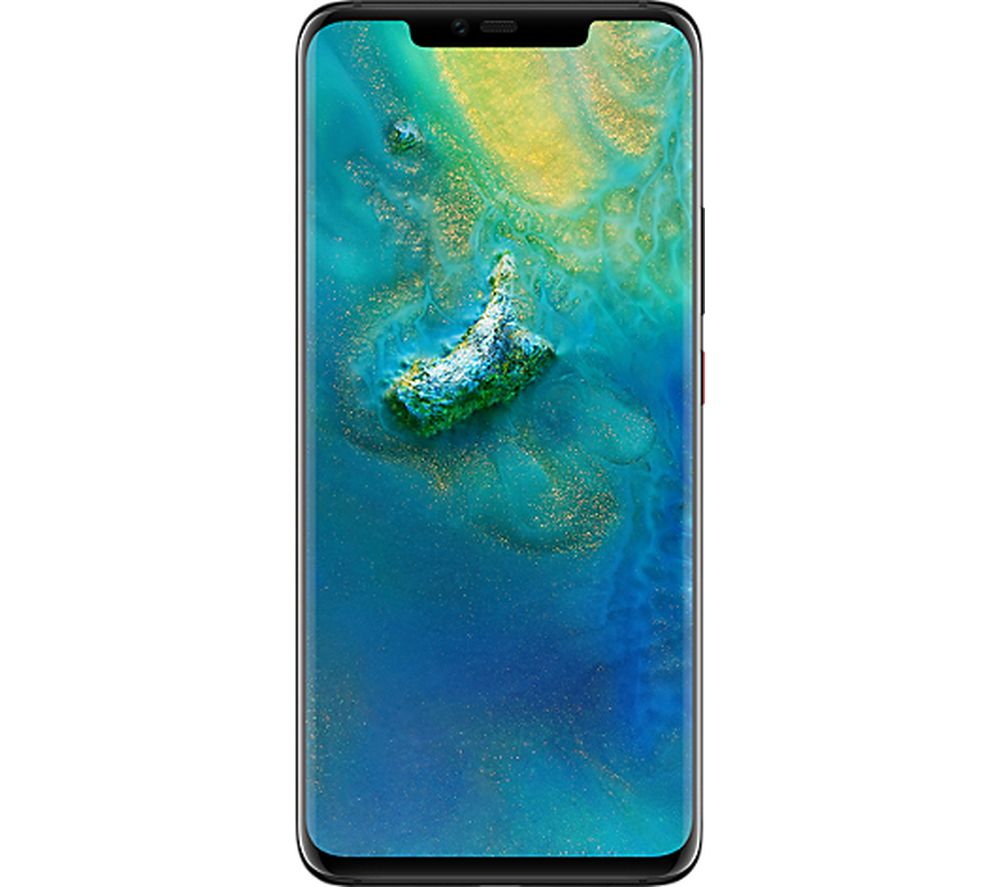 Buy HUAWEI Mate 20 Pro - 128 GB, Black   Free Delivery   Currys